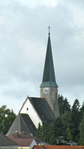Pfarrkirche St. Georgen am Walde