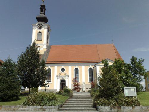 Pfarrkirche Dorf an der Pram