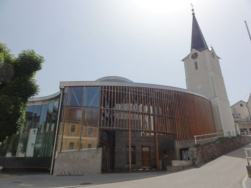 Pfarrkirche Gallspach