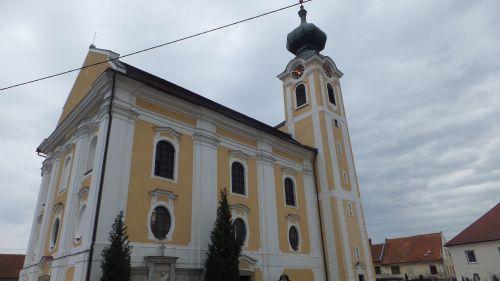 Pfarrkirche Hofkirchen an der Trattnach