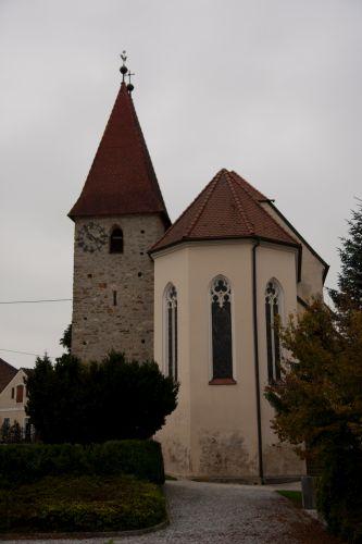 Pfarrkirche Pollham