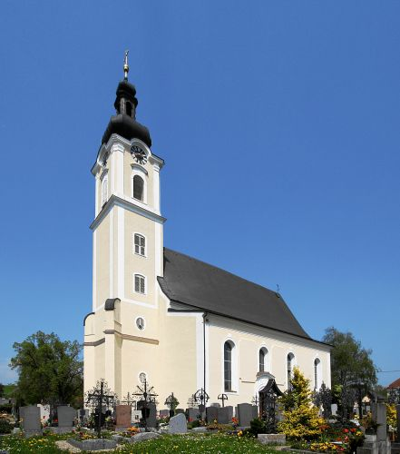 Pfarrkirche Pram