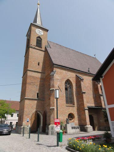 Pfarrkirche St. Georgen bei Grieskirchen