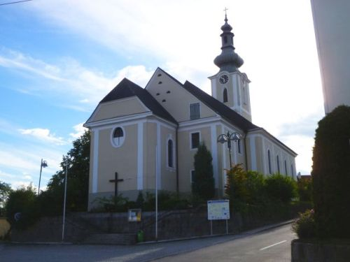 Pfarrkirche Taufkirchen an der Trattnach