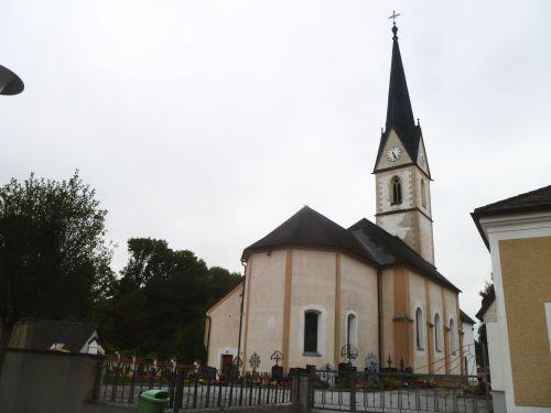 Pfarrkirche Wendling