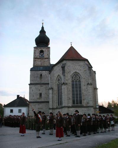 Pfarr- und Wallfahrtskirche Adlwang
