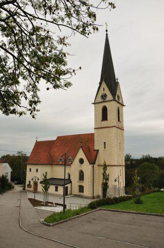 Pfarrkirche Allhaming