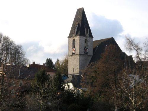 Pfarrkirche Kematen an der Krems