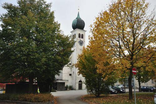 Pfarrkirche Neuhofen an der Krems