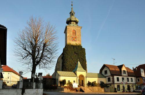 Pfarrkirche Ried im Traunkreis