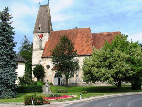 Pfarrkirche Sipbachzell