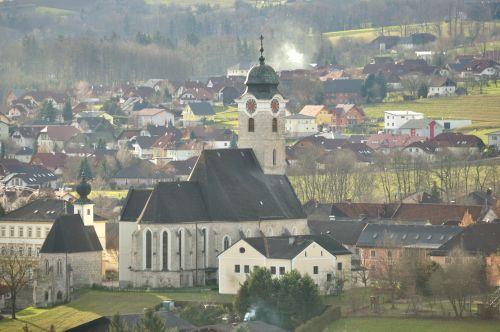 Pfarrkirche Wartberg an der Krems