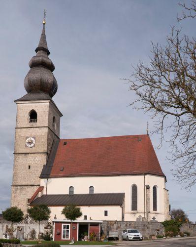 Pfarrkirche Kirchberg bei Mattighofen
