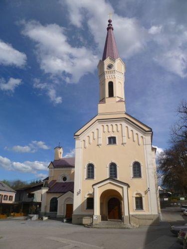 Pfarrkirche Maria Schmolln