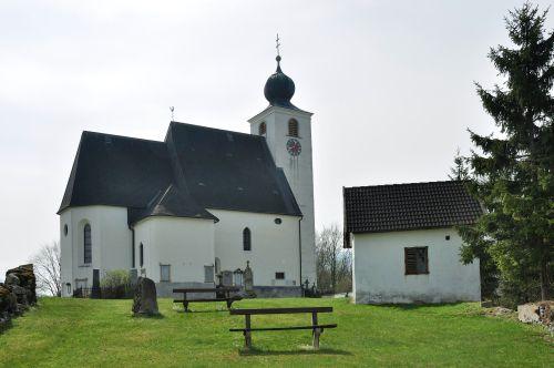 Pfarrkirche Grünburg