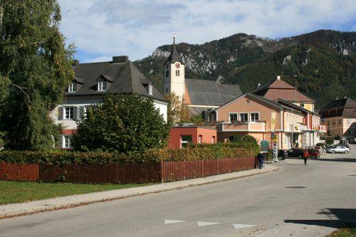 Pfarrkirche Molln