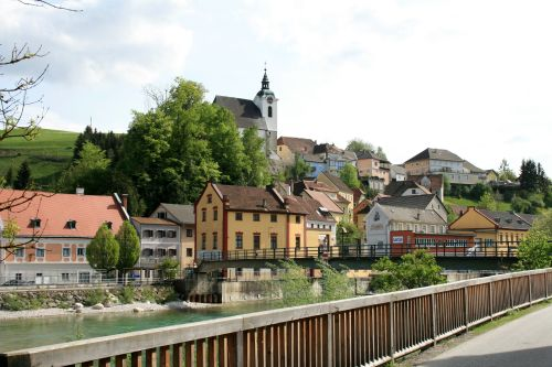 Pfarrkirche Steinbach an der Steyr