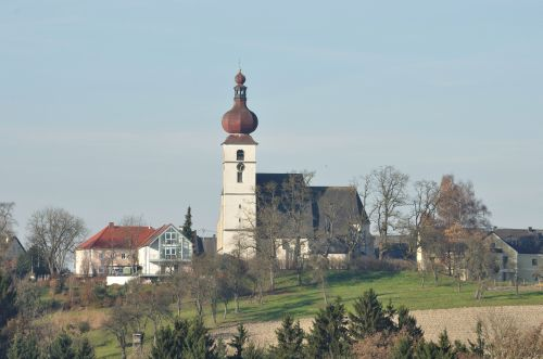 Pfarrkirche Waldneukirchen