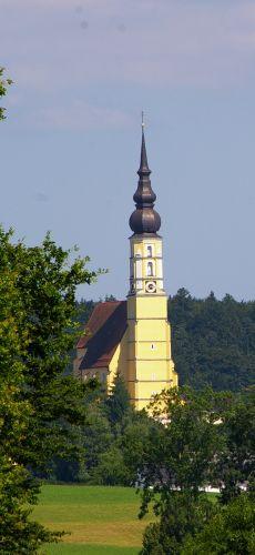 Pfarrkirche Eggelsberg