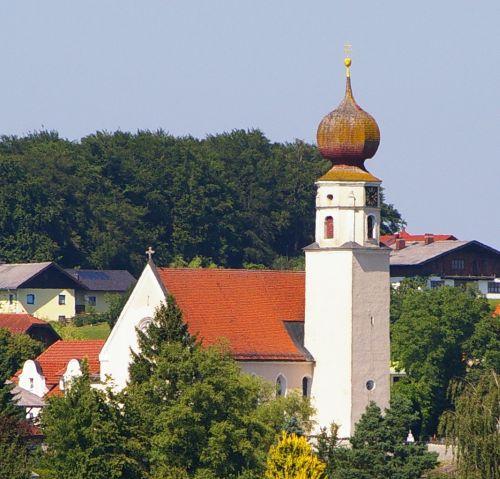 Pfarrkirche Geretsberg