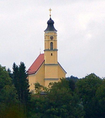 Pfarrkirche Moosdorf