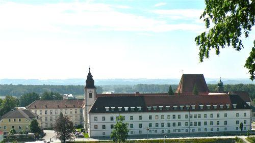 Pfarrkirche Baumgartenberg