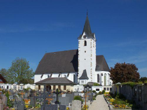 Pfarrkirche Mitterkirchen
