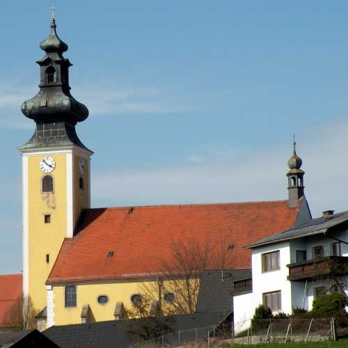 Pfarrkirche Münzbach