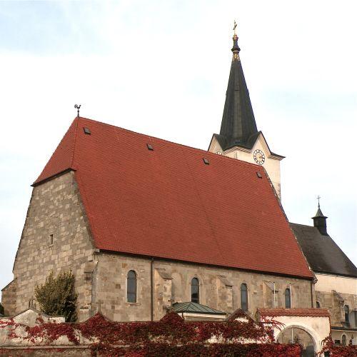 Pfarrkirche Naarn