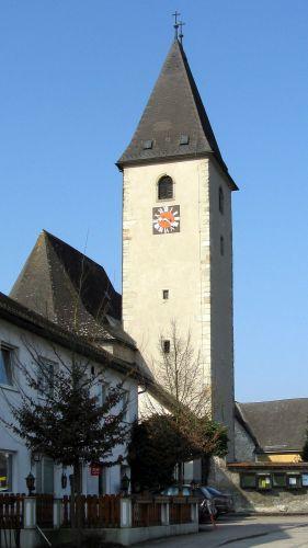 Pfarrkirche Pergkirchen