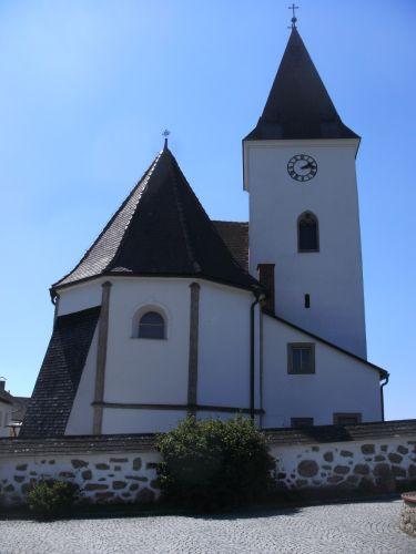 Pfarrkirche Rechberg
