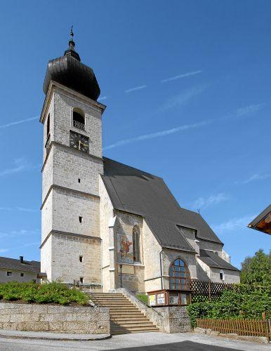 Pfarrkirche Eberstalzell