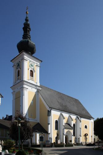 Pfarrkirche Vorchdorf