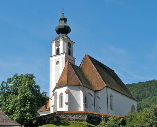 Pfarrkirche Engelhartszell