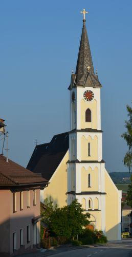 Pfarrkirche Heiligenberg