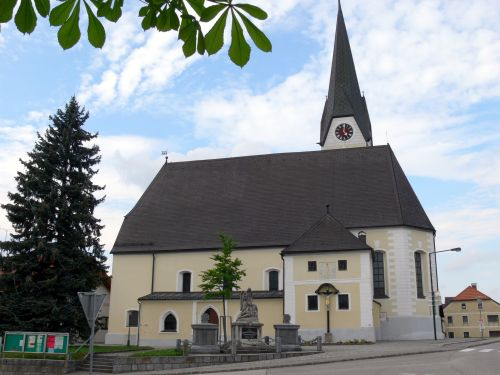 Pfarrkirche Michaelnbach