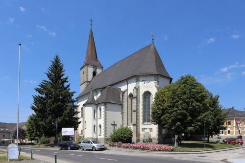 Pfarrkirche Natternbach