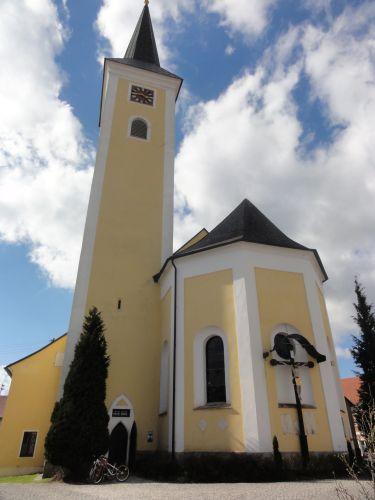 Pfarrkirche Neukirchen am Walde