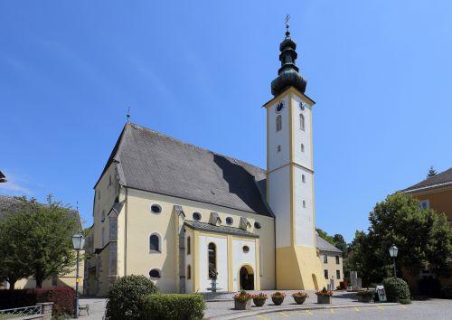 Pfarrkirche Peuerbach