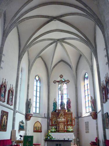 Pfarrkirche Pötting