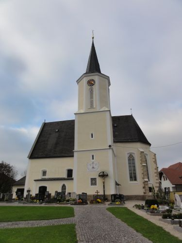 Pfarrkirche St. Thomas bei Waizenkirchen