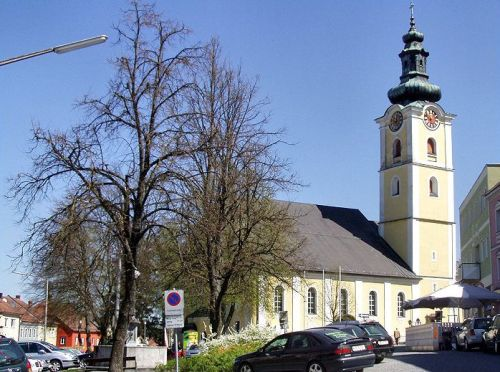 Pfarrkirche Waizenkirchen