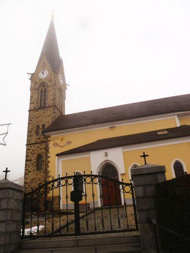 Pfarrkirche Waldkirchen am Wesen