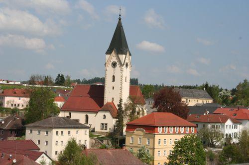 Pfarrkirche Bad Zell
