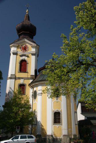 Pfarrkirche Hagenberg