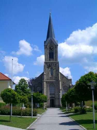 Pfarrkirche Pregarten