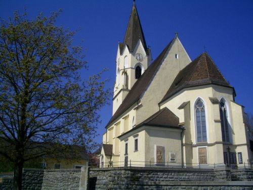 Pfarrkirche Ried in der Riedmark