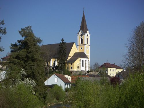 Pfarrkirche St. Georgen an der Gusen
