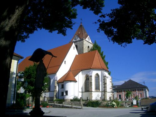 Pfarrkirche Tragwein