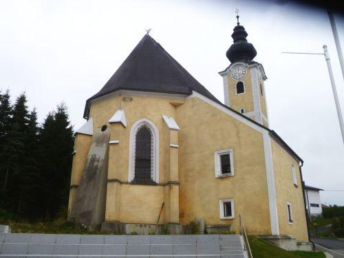 Pfarrkirche Geiersberg